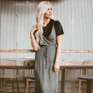 Laynee Wrap Dress